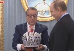 Владимир Путин поздравил с юбилеем Геннадия Хазанова