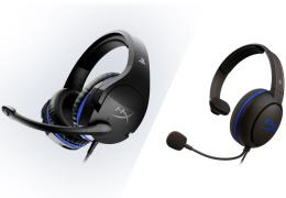 HyperX выпустила две игровые гарнитуры для консоли PlayStation 4: Cloud Chat и Cloud Stinger