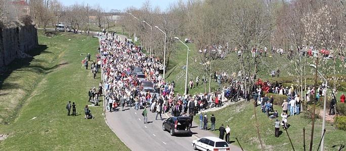 Программа празднования 70-летия Победы в г. Нарве