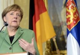 Меркель признала решающую роль СССР в освобождении Германии