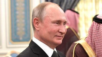 Арабы уважили Путина