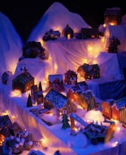 В Норвегии построили необычный город, который понравится сладкоежкам