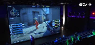 В Нарве проходят соревнования по киберспорту