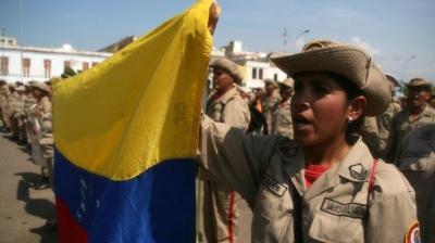 Своих не бросаем: Россия готова воевать в Венесуэле