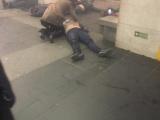 Теракт в метро Петербурга: очевидцы сообщили о взрыве