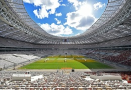 11 самых больших стадионов России