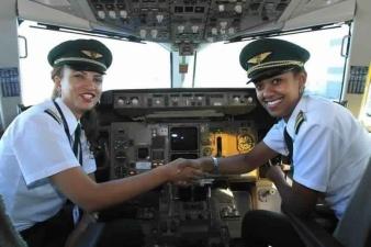 Пилоты подрались во время полёта
