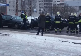Авария возле Максима XX