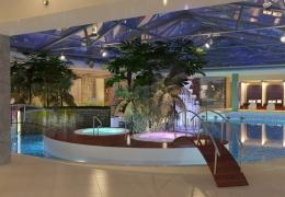 В ноябре в Тарту откроется крупнейший в Южной Эстонии SPA-отель