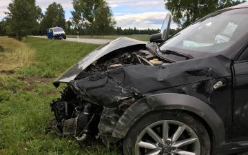 Шесть человек пострадало 13 августа в четырех ДТП