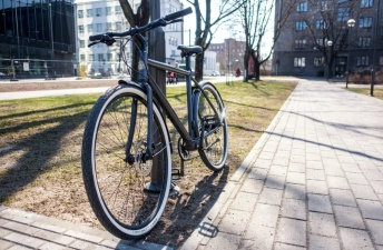 Пресс-секретарь полиции: велосипедист может получить штраф за нарушение ПДД в размере от 10 до 100 штрафных единиц