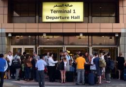 Ожидающие возвращения из Египта 352 эстонских туриста должны прилететь сегодня
