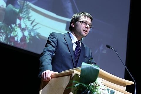 Евгений Осиновский: «Хочу превратить Нарву в процветающий европейский город XXI века»