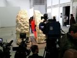 Все ради искусства: художник Абрахам Пуаншеваль замурует себя в камне на 8 дней