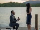 Фридайвер поднял со дна озера обручальное кольцо и спас будущий брак