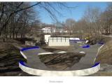 Новому скейтпарку в Нарве дан «зеленый свет»