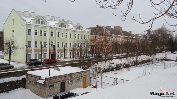 Интерес россиян к недвижимости в Ида-Вирумаа продолжает снижаться
