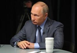 Путин: внутриполитическая ситуация в США мешает Трампу улучшить отношения с Москвой