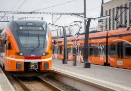 С переходом на летнее время изменится расписание движения поездов из Таллинна до Пяэскюла, Нарвы и Москвы