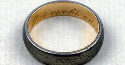 Необычное кольцо, проданное на аукционе за огромную сумму