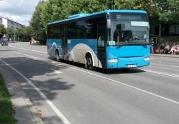 Вируская прокуратура разбирается в работе Ида-Вируского центра общественного транспорта