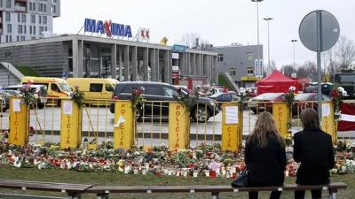 Экспертиза причин обрушения рижской «Максимы» спустя год еще не готова