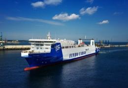 Новое судно Eckerö начало движение по маршруту Мууга-Вуосаари