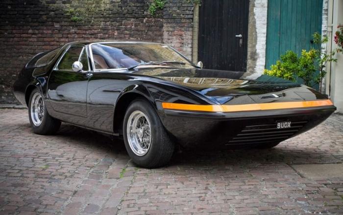 Уникальный Ferrari в кузове универсал выставлен на продажу