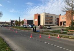 В Нарве пьяный водитель насмерть сбил 59-летнего пешехода и покинул место ДТП