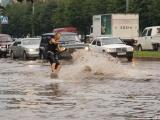 Уличный серфинг (6 фото)