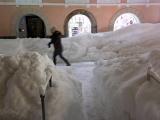 ФОТО и ВИДЕО: Южная Германия оказалась в снежном плену