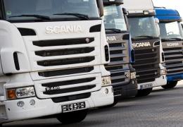 Россия ввела для эстонских фур плату за проезд по своим дорогам