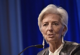 Глава МВФ не видит необходимости списывать долги Греции