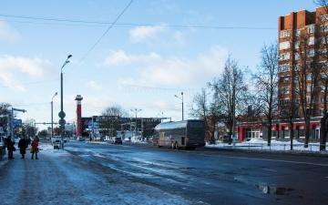 В Нарве полиция задержала мужчину за избиение внука