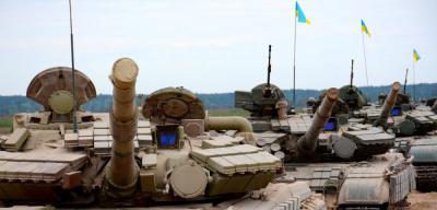 В Госдуме РФ прокомментировали отправку Киевом в зону АТО новых танков