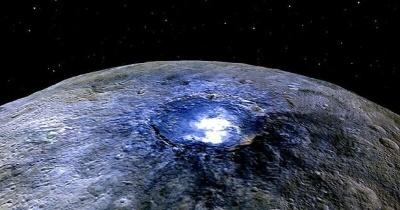 Ученые нашли доказательство существования на Церере подземного океана