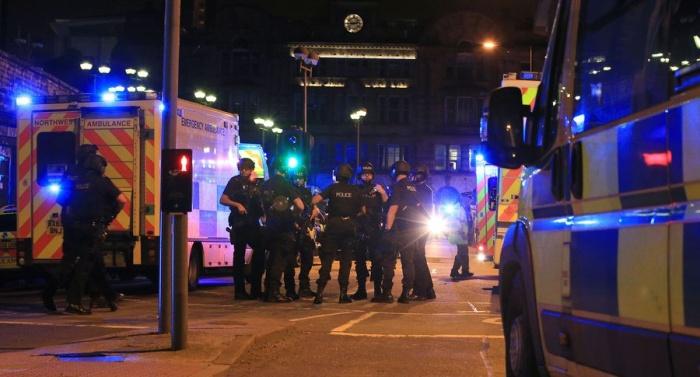 Британская полиция подтвердила, что взрыв в Манчестере устроил смертник