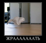 Жрааать!