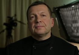 Соловьёв устроил эстонцу «порку» в прямом эфире: ты что ли в суд Путина поведёшь? (+запись)