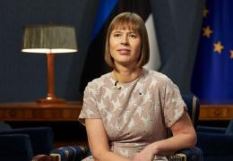 Кальюлайд: я отказываюсь говорить, что избрание Трампа — риск для Эстонии