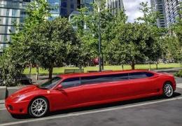 Самый быстрый лимузин в мире Ferrari решили продать