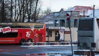 Для строительства автовокзала в Нарве требуются дополнительные деньги