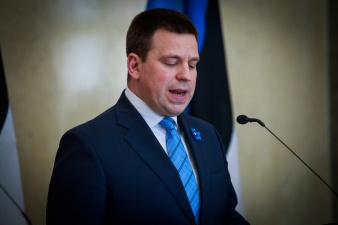 Юри Ратас: в Эстонии есть много хорошего, чему радоваться