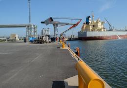 Силламяэский порт рассчитывает в этом году перевалить 7 млн тонн груза