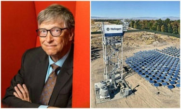 Билл Гейтс вложился в создание мощной солнечной электростанции