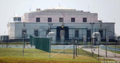Американское золотохранилище Форт Нокс