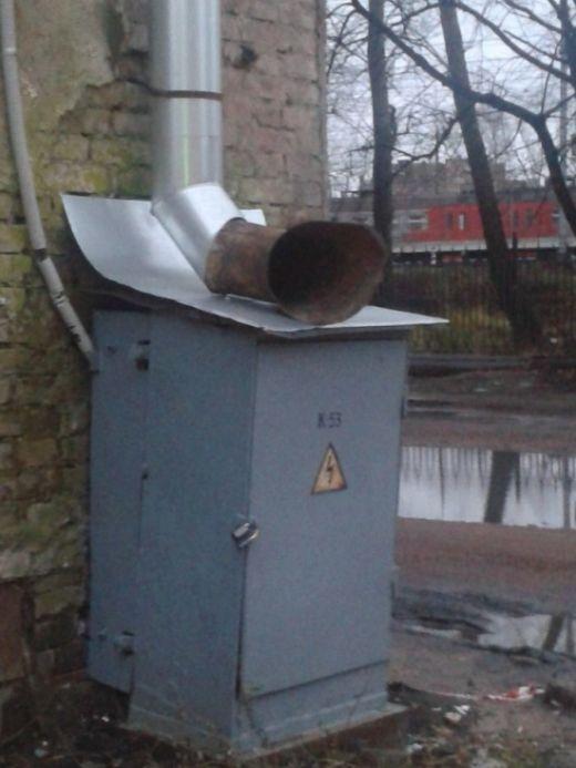 Техника безопасности по-русски