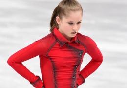 Фигуристку Липницкую оштрафовали за пропуск церемонии награждения