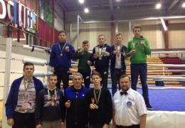Нарвские юные спортсмены привезли золото с международного турнира по боксу «Золотая олимпийская перчатка»