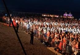 За сдачу в аренду пляжа под фестиваль East Beach Fest управа Нарва-Йыэсуу получит 2000 евро